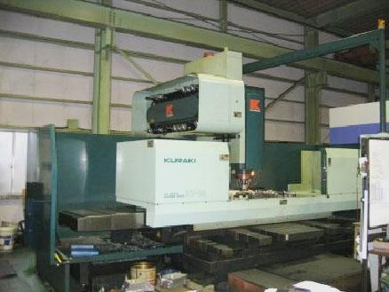 倉敷機械 KV80-CNC立型マシニング